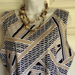NWOT.. CHICO'S plus size  top